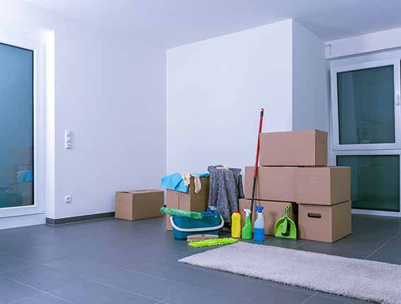 move-in cleaning services in Los Angeles